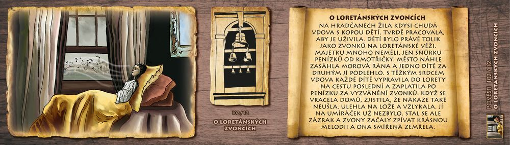 O loretánských zvoncích