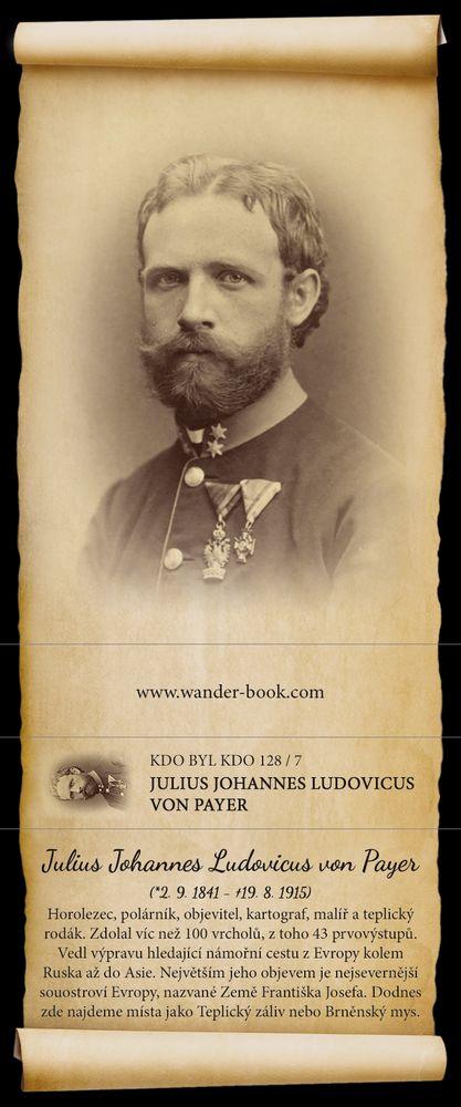 Julius Johannes Ludovicus von Payer