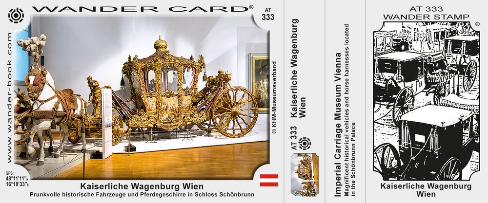 Kaiserliche Wagenburg Wien