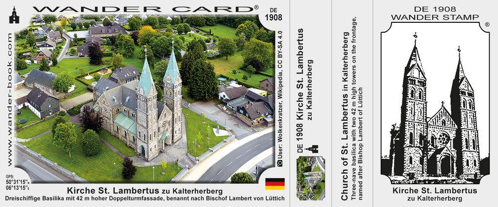 Kirche St. Lambertus zu Kalterherberg