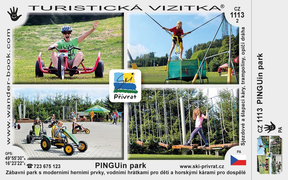 PINGUin park