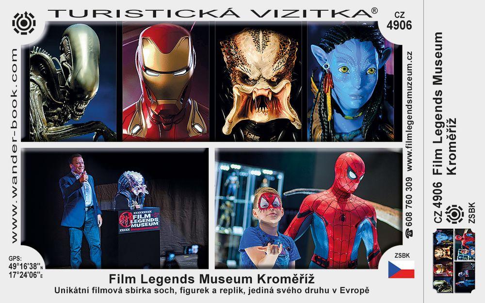 Film Legends Museum Kroměříž