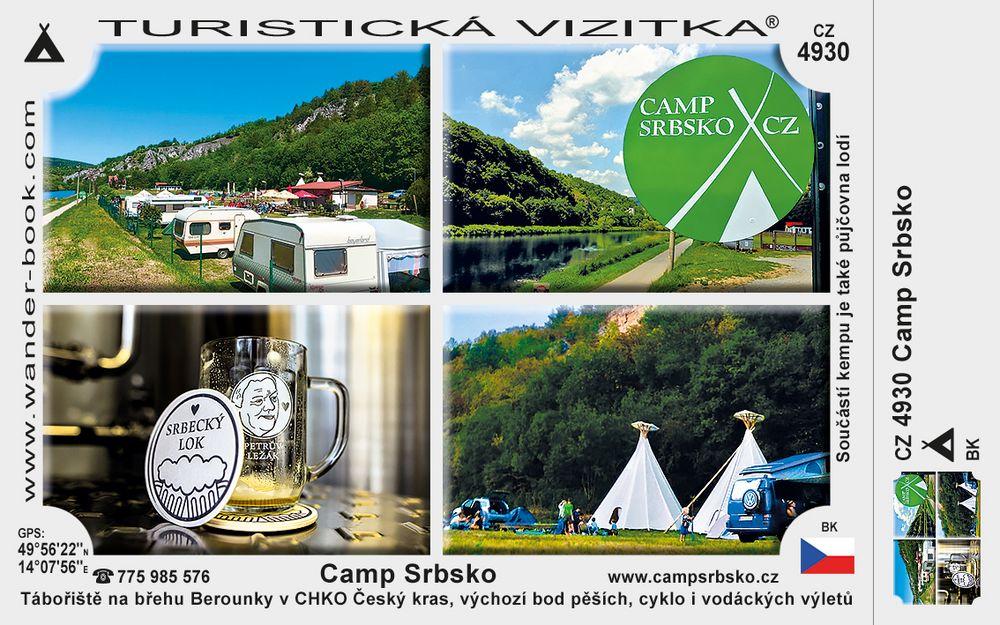 Camp Srbsko