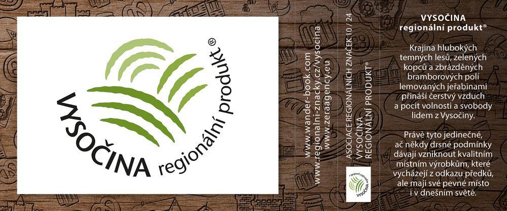 VYSOČINA regionální produkt®