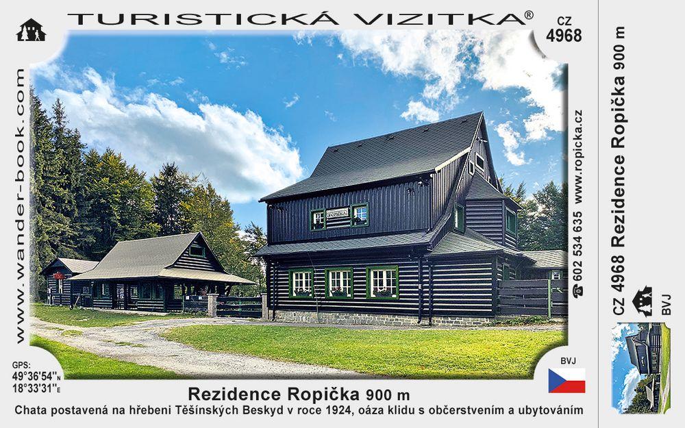 Rezidence Ropička