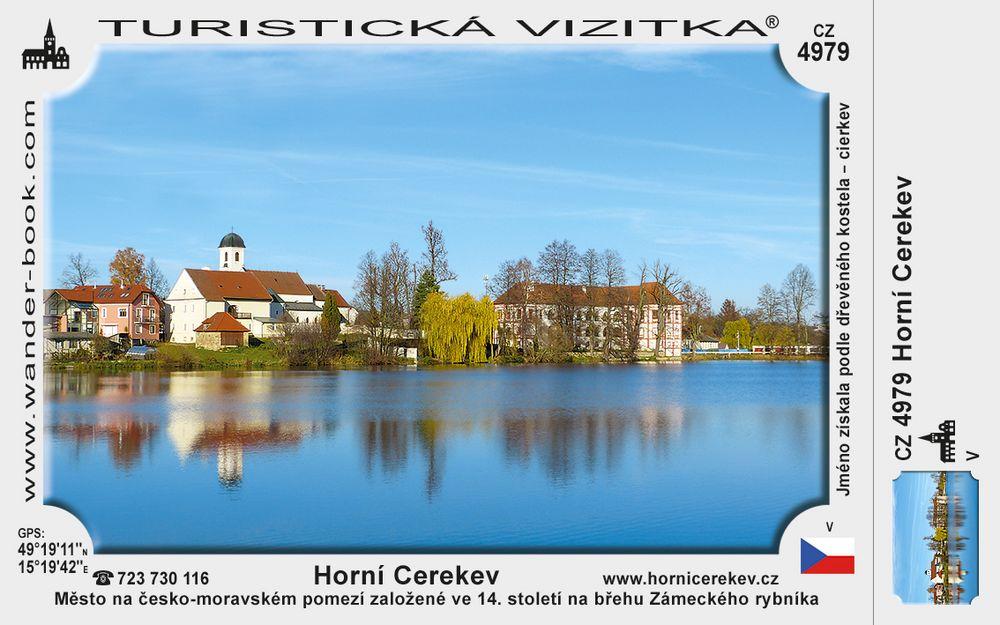 Horní Cerekev