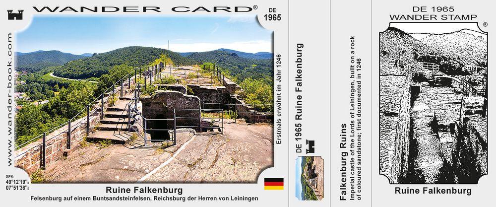 Ruine Falkenburg