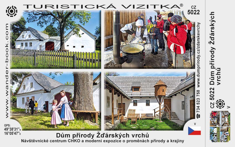 Dům přírody Žďárských vrchů