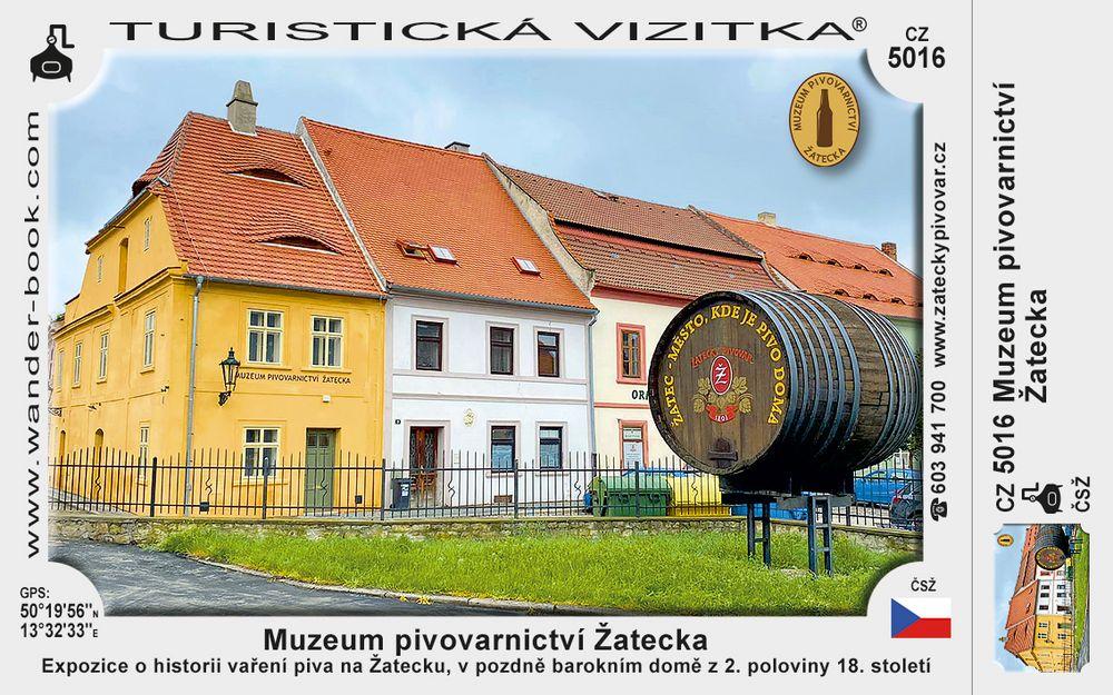 Muzeum pivovarnictví Žatecka