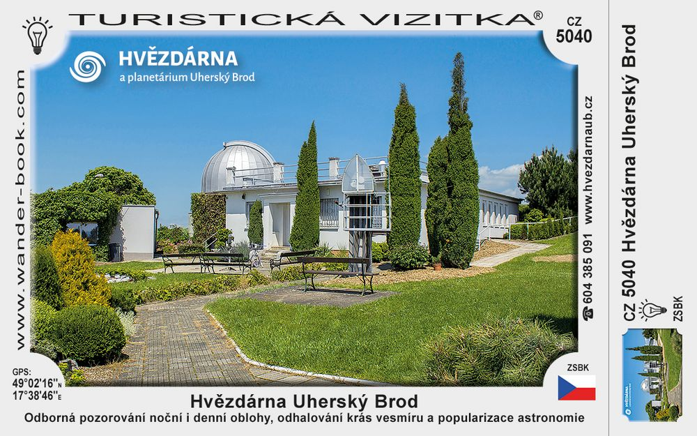 Hvězdárna Uherský Brod