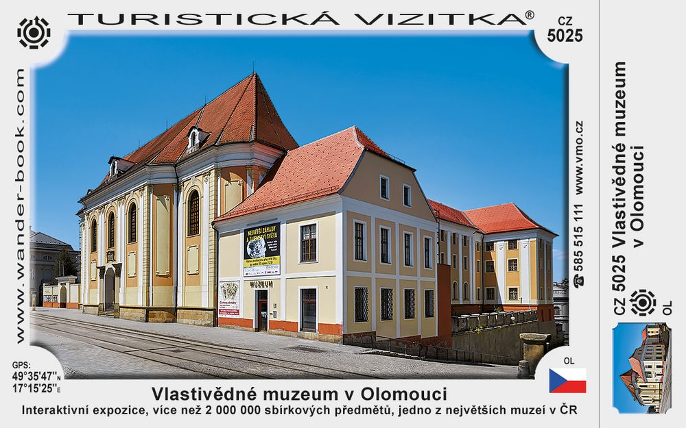 Vlastivědné muzeum v Olomouci