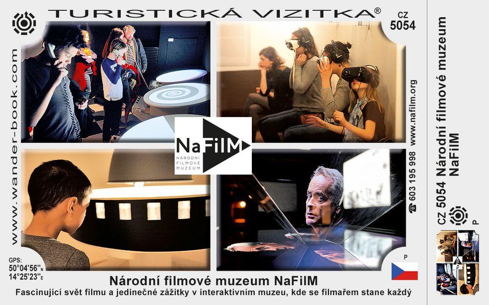 Národní filmové muzeum NaFilM