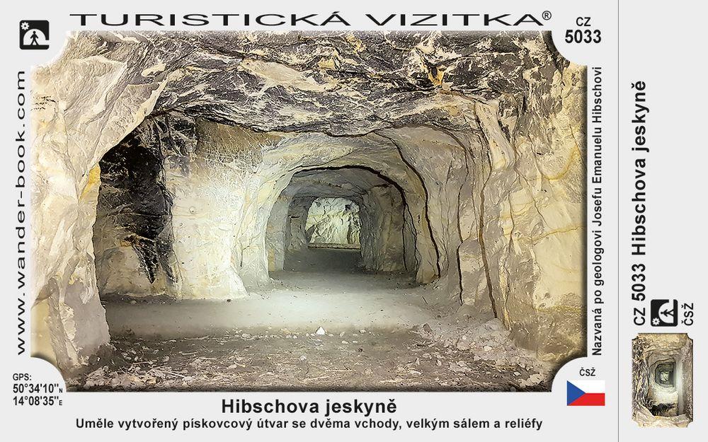 Hibschova jeskyně