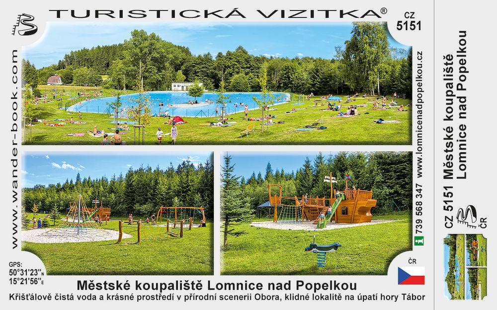 Městské koupaliště Lomnice nad Popelkou
