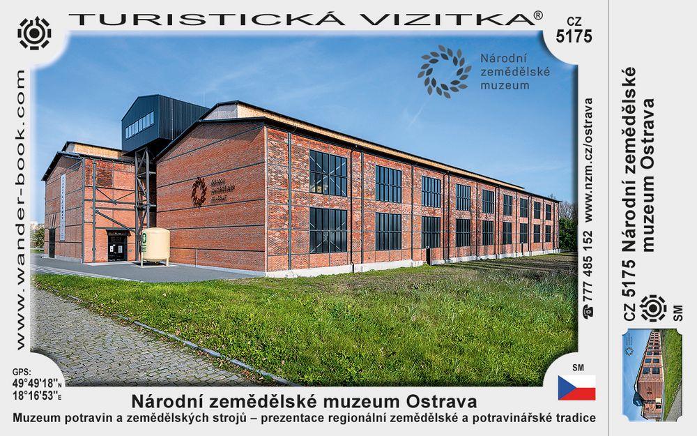 Národní zemědělské muzeum Ostrava