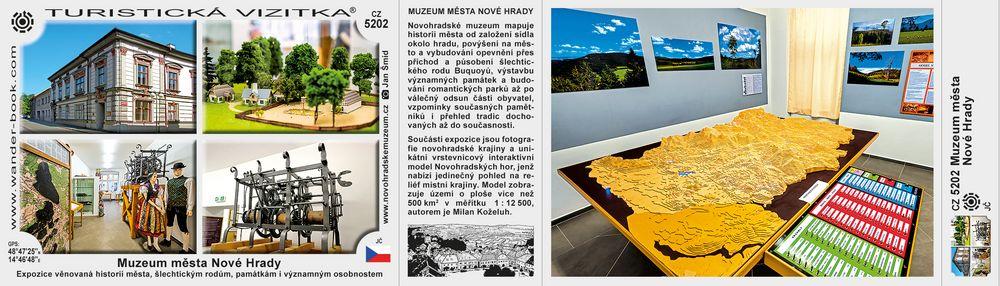 Muzeum města Nové Hrady