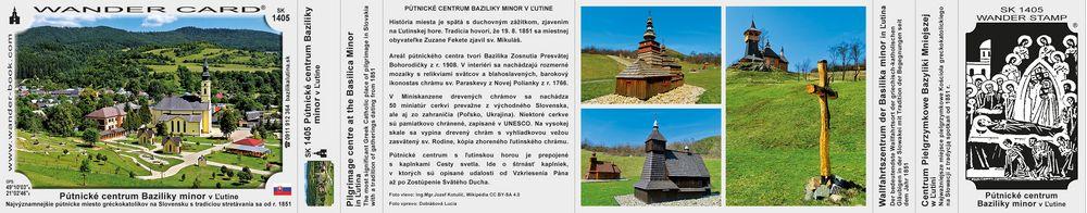 Pútnické centrum Baziliky minor v Ľutine