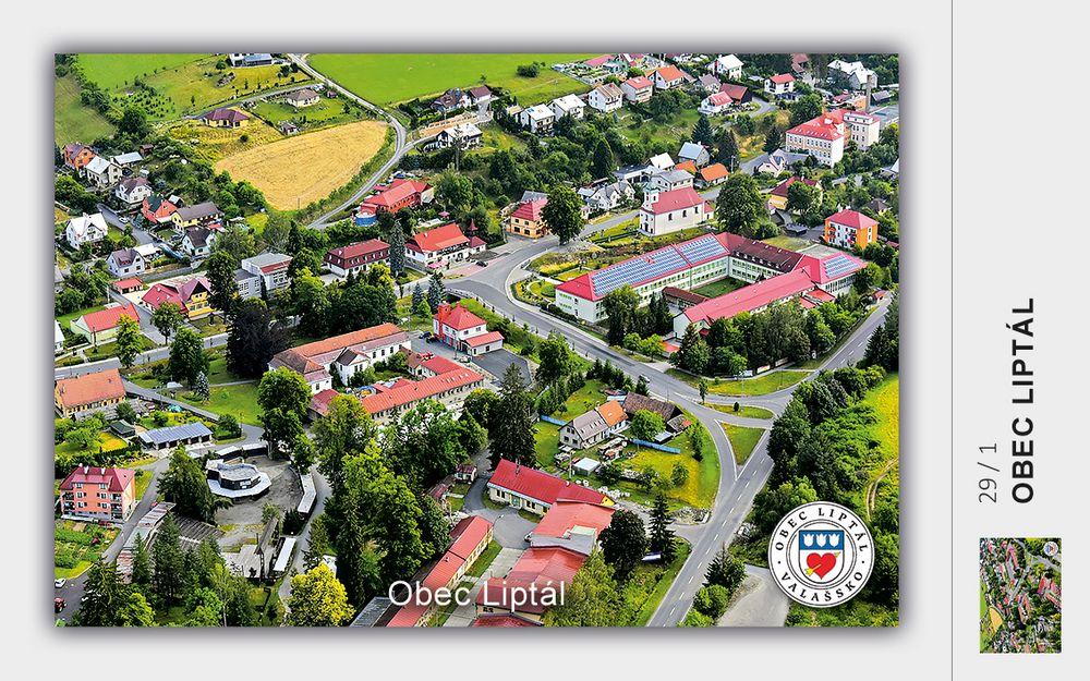 Obec Liptál