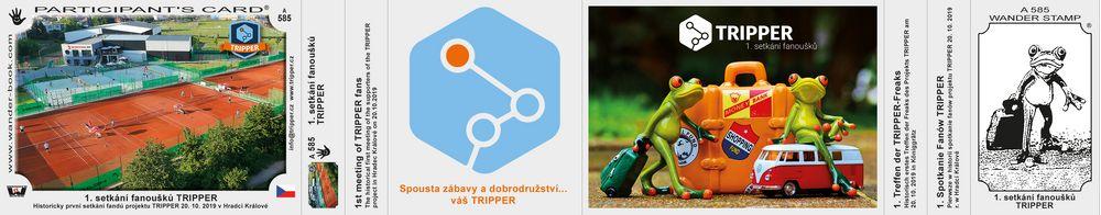 1. setkání fanoušků TRIPPER