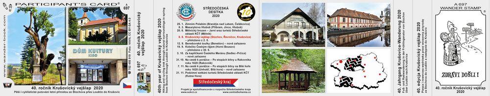 40. ročník Krušovický vejšlap  2020