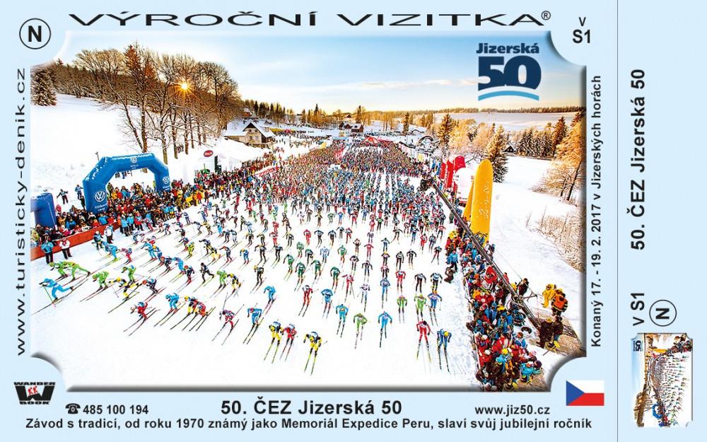 50. ročník Jizerské 50