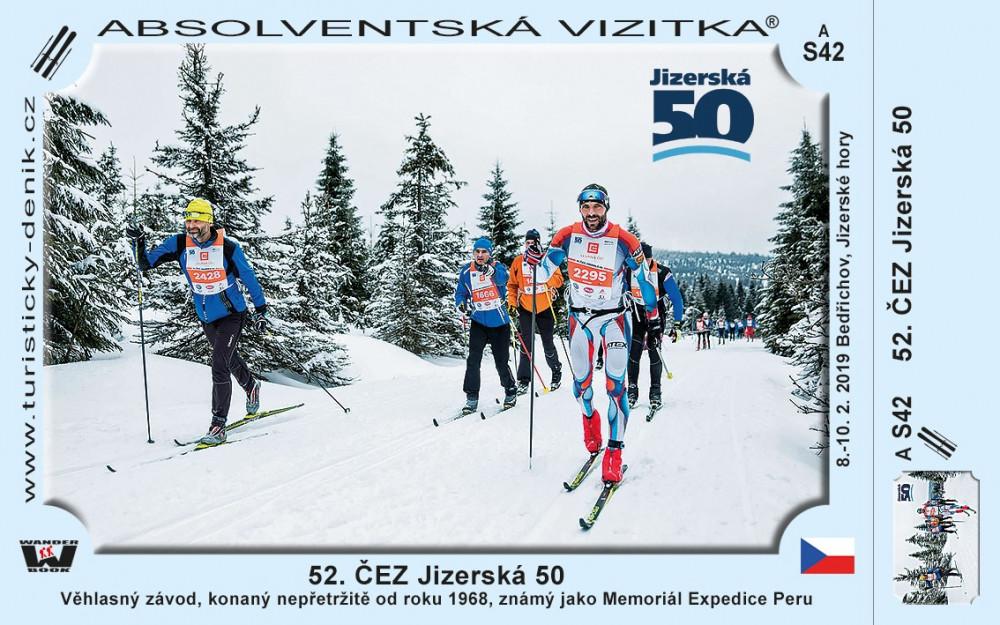 52. ČEZ Jizerská 50
