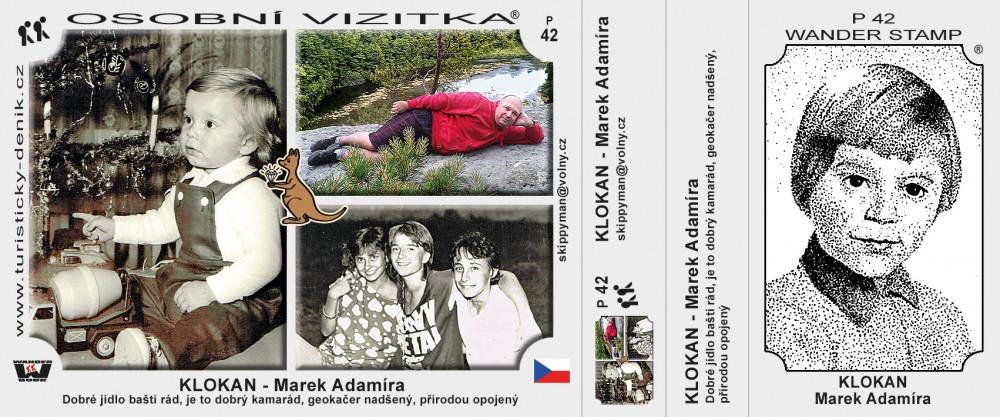 Adamíra Marek - Klokan