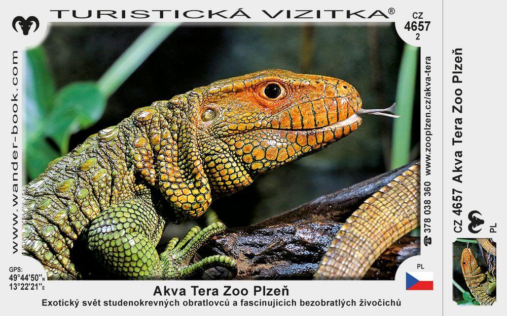 Akva-Tera Zoo Plzeň