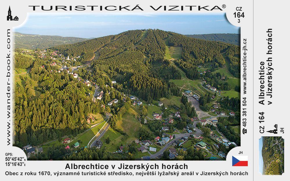 Albrechtice v Jizerských horách