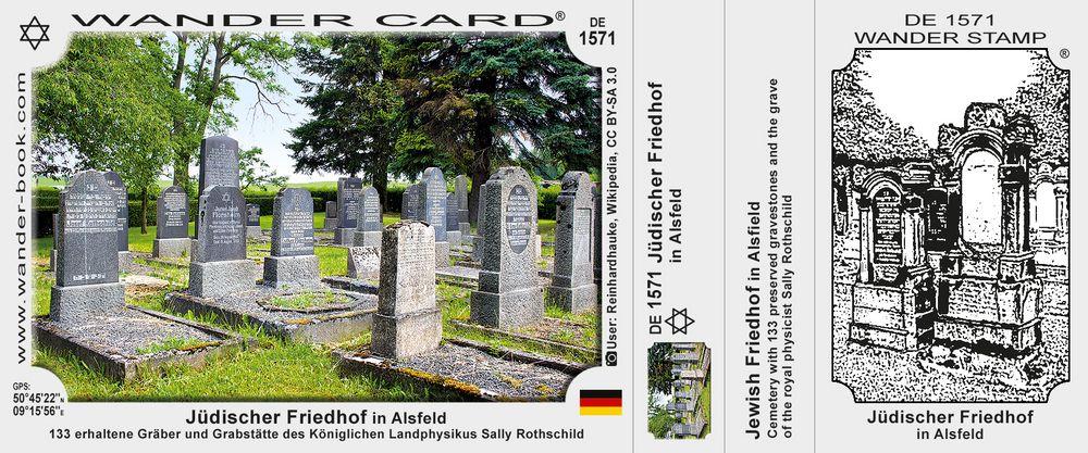 Alsfeld Judischer Friedhof
