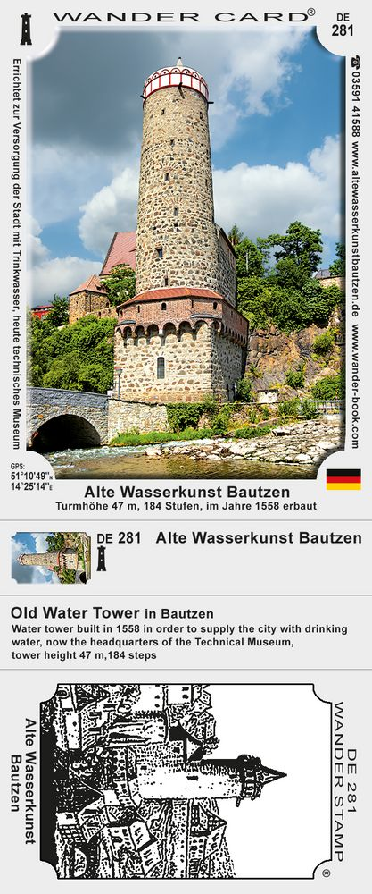 Alte Wasserkunst Bautzen