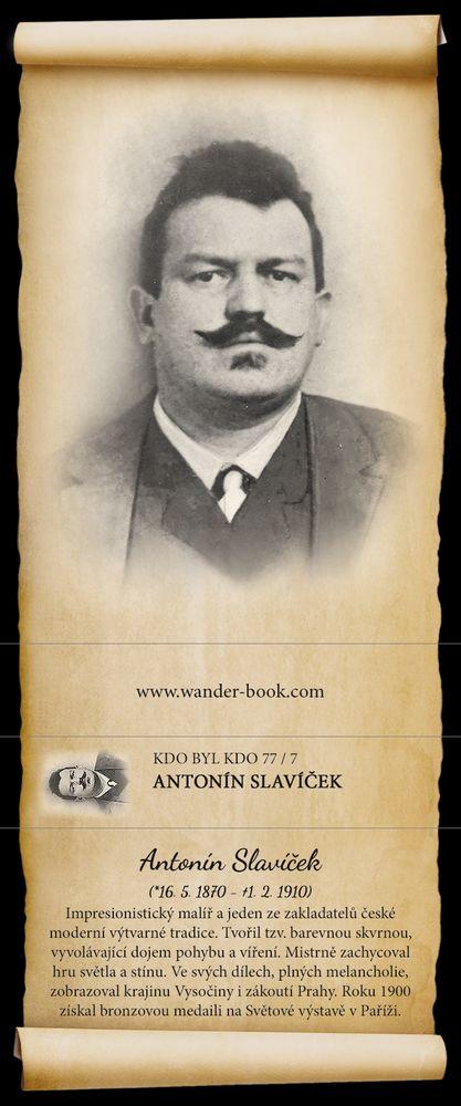 Antonín Slavíček