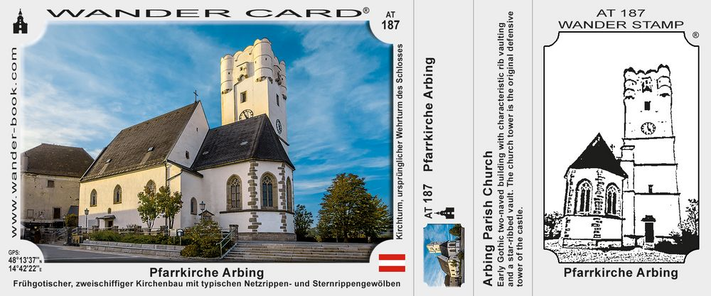 Pfarrkirche Arbing