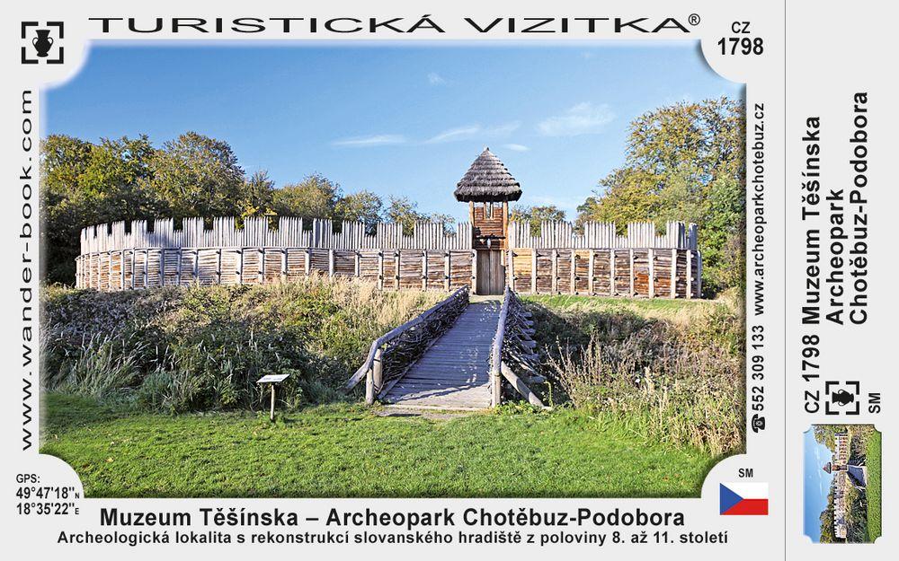 Archeopark Chotěbuz - Podobora