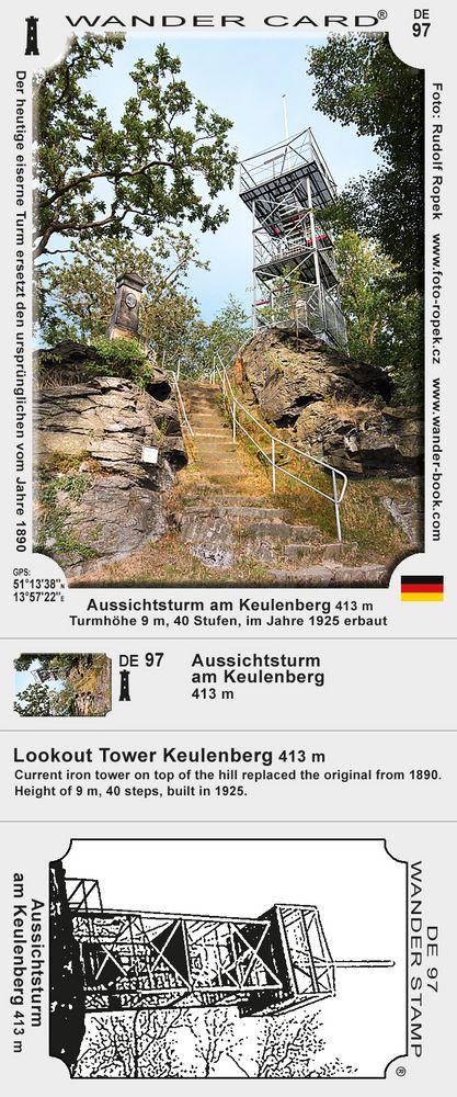 Aussichtsturm am Keulenberg