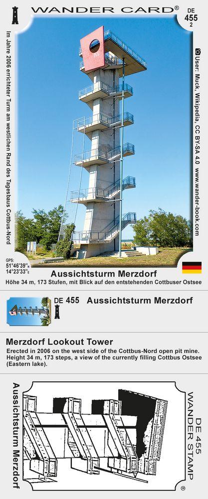 Aussichtsturm Merzdorf