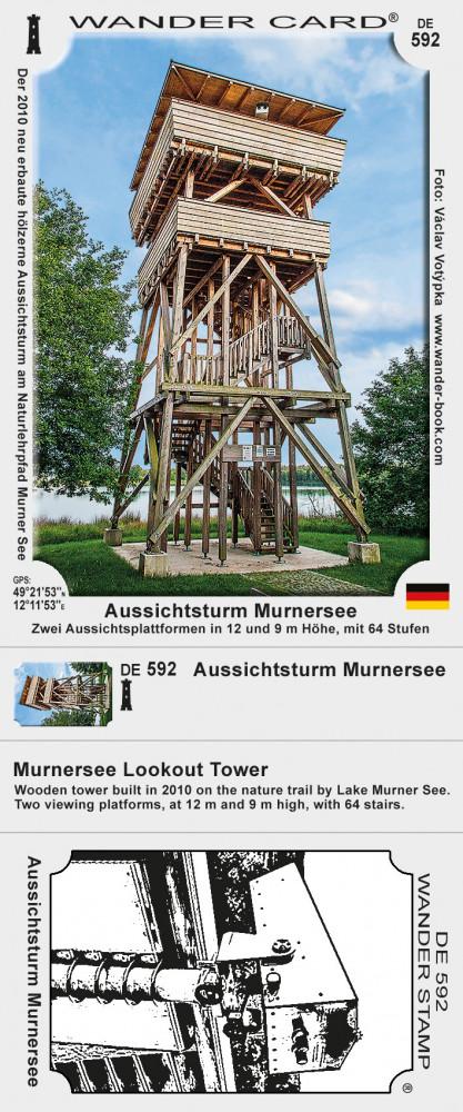 Aussichtsturm Murnersee