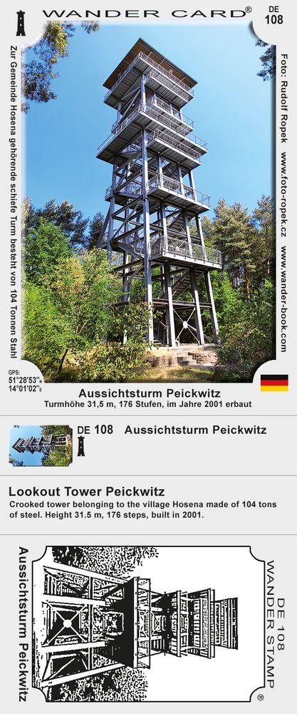 Aussichtsturm Peickwitz