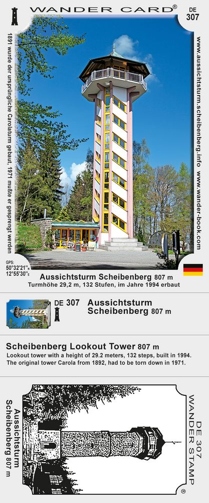 Aussichtsturm Scheibenberg