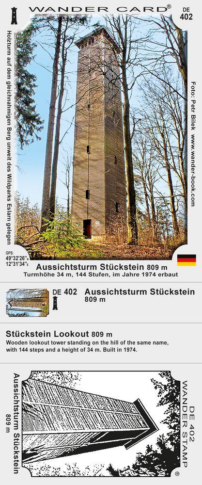 Aussichtsturm Stückberg