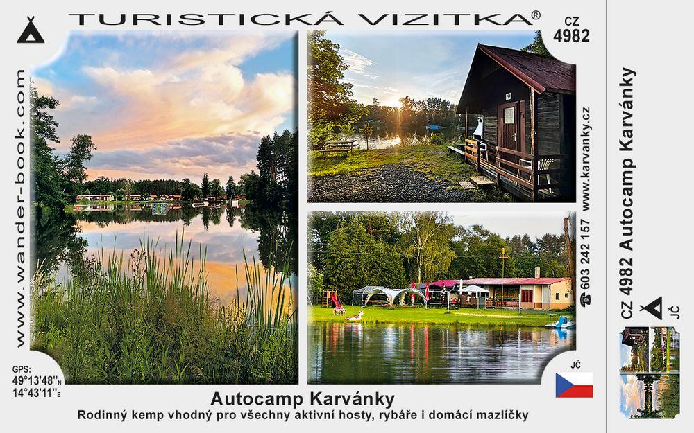 Autocamp Karvánky