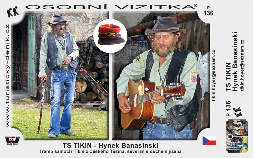 Hynek Banasinski – TS TIKIN