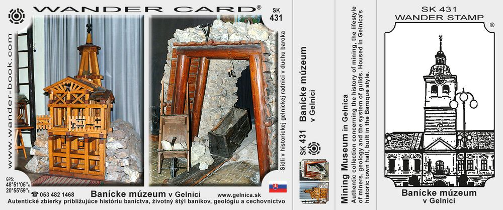 Banícke múzeum v Gelnici