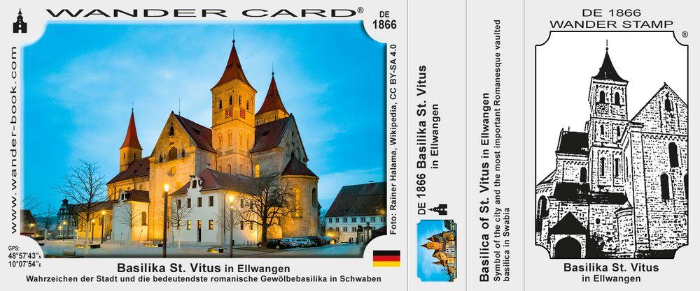 Basilika St. Vitus in Ellwangen