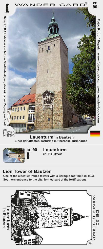 Bautzen Lauenturm