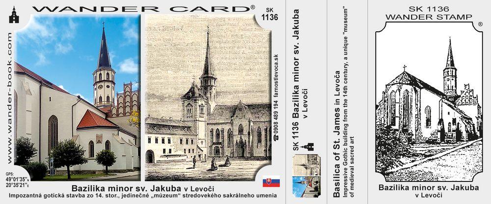 Bazilika minor sv. Jakuba v Levoči