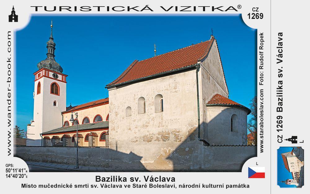 Bazilika sv. Václava