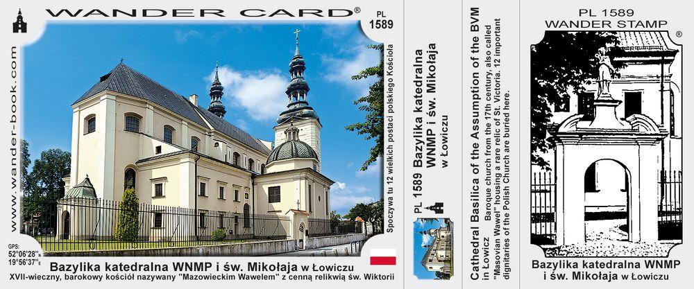 Bazylika katedralna WNMP i św. Mikołaja w Łowiczu