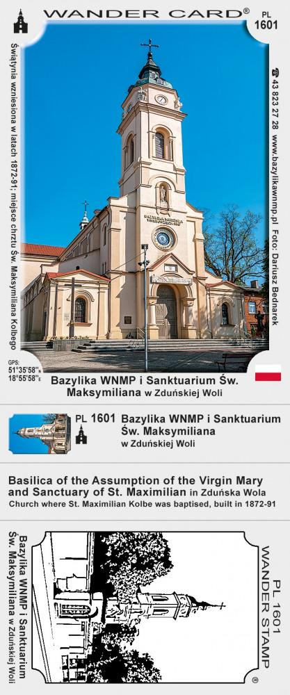 Bazylika WNMP i Sanktuarium Św. Maksymiliana w Zduńskiej Woli