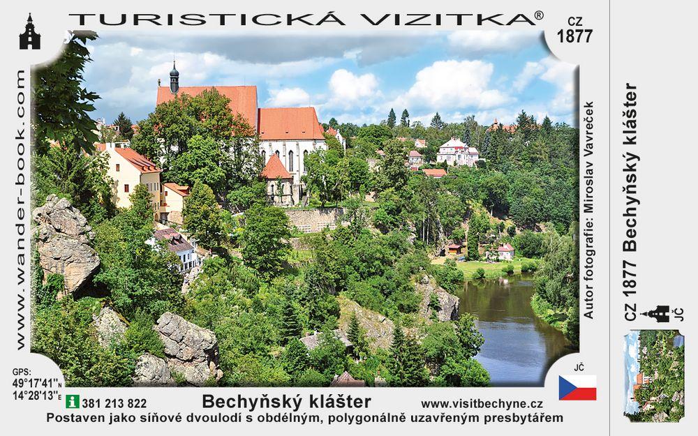 Bechyňský klášter